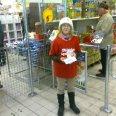 1/1 - Świąteczna Zbiórka Żywności. Drobne gesty czynią dobro!