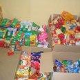 1/3 - Stargard Szczeciński: przekazują żywność ze zbiórki
