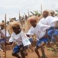 4/11 - Rwanda: taniec zwycięstwa na zakończenie projektów
