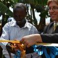 6/11 - Rwanda: taniec zwycięstwa na zakończenie projektów