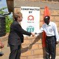 7/11 - Rwanda: taniec zwycięstwa na zakończenie projektów