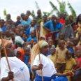 5/11 - Rwanda: taniec zwycięstwa na zakończenie projektów