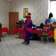 """5/11 - Bielsko-Biała: klaun i prezenty w """"Samarytaninie"""""""