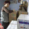 1/4 - Opole Lubelskie: 15 ton żywności przeszło przez ręce wolontariuszy