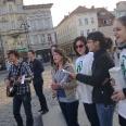 1/2 - Spontaniczna dobroczynność. W Bydgoszczy młodzież włącza się w pomoc