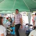 23/31 - Prawie 200 osób przebadało się podczas wiślańskiego EXPO Zdrowie