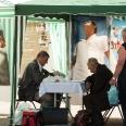 4/31 - Prawie 200 osób przebadało się podczas wiślańskiego EXPO Zdrowie