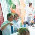26/31 - Prawie 200 osób przebadało się podczas wiślańskiego EXPO Zdrowie