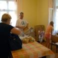 5/7 - Puławy: przekazują żywność, aby było na podręczniki