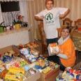 1/1 - Sońsk: wydali żywność, a teraz będą zbierać