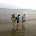 1/20 - Zabrze: wakacje nad morzem i cielaki jak się patrzy