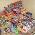 3/3 - Lidzbark Warmiński: zebrana żywność trafiła do dzieciaków