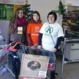 1/2 - Sońsk: akcja udana dzięki młodzieży
