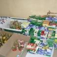 2/3 - 100 rodzin obdarowanych dzięki zbiórce żywności