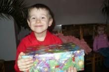 Bełchatów: słodycze i owoce dla dzieci, pomoc dla wszystkich