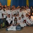 Ekipa wolontariuszy obsługująca EXPO Zdrowie w Poznaniu