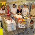 1/1 - Regimin i Sońsk: wolontariusze zbierali żywność