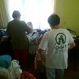 1/3 - Puławy: pół tony odzieży dla osób potrzebujących