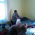 2/3 - Puławy: pół tony odzieży dla osób potrzebujących