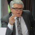 1/1 - Skoczów: spotkanie z prof. Andrzejem Bochenkiem
