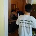 1/1 - Puławy: wolontariusze znów wydają odzież