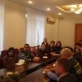 Spotkanie w Departamencie Spraw Publicznych, Narodowości i Religii Obwodowej Administracji Doniecka