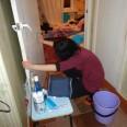 Mycie i czyszczenie mieszkania