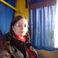 W marszrutce, przed podróżą do Lwowa