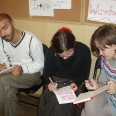 Praca nad celami wolontariatu