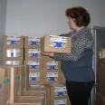 1/1 - Zabrze: wolontariusze ruszyli z pomocą dla 850 osób