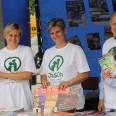 5/10 - Regimin: regimińska filia ChSCh na festiwalu wolontariatu