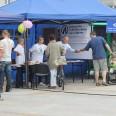 6/10 - Regimin: regimińska filia ChSCh na festiwalu wolontariatu