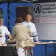 7/10 - Regimin: regimińska filia ChSCh na festiwalu wolontariatu