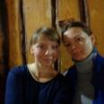 Na koncercie z Mariją która wróciła z EVS-u, który odbywała w Polsce w Trójmieście.