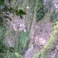 Najwyższy wodospad La Gomery. W bardziej wilgotnym okresie roku wygląda efektowniej.