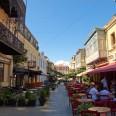 Stare miasto w Tbilisi.