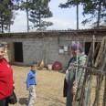 Osiedle w Shavshvebi. Mieszkają tutaj Gruzini, którzy musieli opuścić Osetię Południową podczas konfliktu z Rosją w 2008 r.