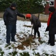 """4/14 - EVS Macedonia: """"własne drzewko w Skopje – bezcenne!"""""""