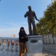 """1/14 - EVS Macedonia: """"własne drzewko w Skopje – bezcenne!"""""""