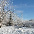 3/22 - EVS Gruzja: o tym jak zima zaskoczyła mieszkańców Dvabzu