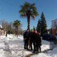 11/22 - EVS Gruzja: o tym jak zima zaskoczyła mieszkańców Dvabzu