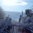 4/22 - EVS Gruzja: o tym jak zima zaskoczyła mieszkańców Dvabzu