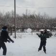 5/22 - EVS Gruzja: o tym jak zima zaskoczyła mieszkańców Dvabzu