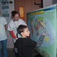 Wskazywanie na mapie miejsca pochodzenia bananów