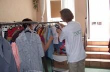 Starogard Gdański: prawie tona ubrań dla osób potrzebujących