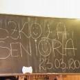 1/2 - Kraków: ostatnie przed wakacjami spotkanie Szkoły Seniora