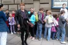 Kraków-Nowa Huta: Dzień Dziecka w teatrze