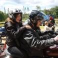 Kolejny dzień obozu i kolejna niespodzianka. Motocykliści z Litwy przygotowali zjazd dla dzieci.