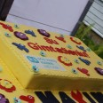 23 czerwca świętowaliśmy 19 urodziny Wioski Dziecięcej. Głównym sponsorem była siec sklepów Maxima, która oprócz tortu przygotowała prezent dla każdego dziecka.
