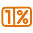 1/1 - 1 procent zmienia świat